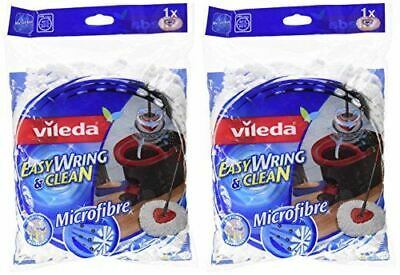 Vileda Easy Wring & Clean Microfibre Refill for Mop – [Pack