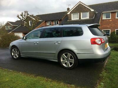 2007 VW Passat Estate SPORT 2.0L 170BHP remapped to 205HP. Leather Interior FSH