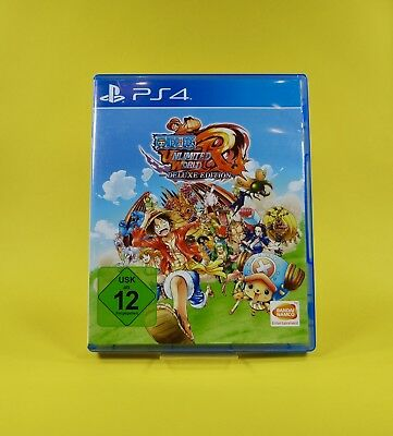 One Piece : Unlimited World Red - Deluxe Edition - PlayStation 4 - PS4 Spiel USK