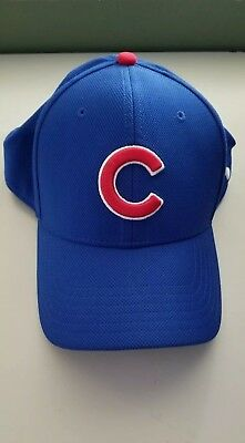 8f6efc14 Under armour UA Chicago Cubs Baseball Hat Adjustable Back Genuine MLB cap
