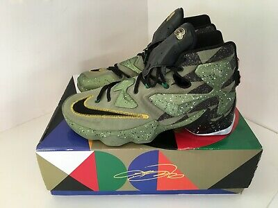 the latest e9f4f 19819   Excellent   Nike LEBRON XIII 13 QS AS UK11 US12