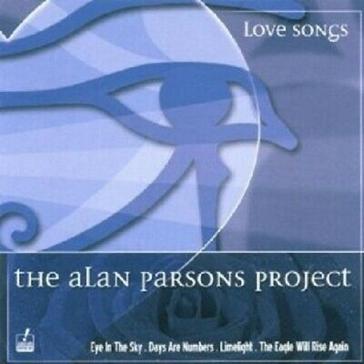 "The Alan Parsons Project ""love Songs"" Cd New+"