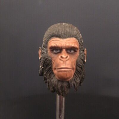 NECA Planet Of The Apes Classic Caesar HEAD ONLY
