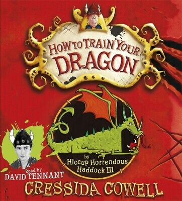 How To Train Your Dragon: Book 1 (Audio CD)