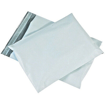 Poly Mailing Bags Tamper-Proof Shipping Envelopes 2.5MIL Opaque White Mailers