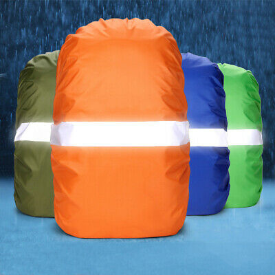 63c4246cb0 Waterproof Dust Rain Cover Travel Hiking Backpack Camping Rucksack Bag 4  Sizes