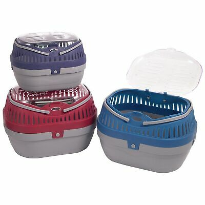 Rosewood Options Pod Small Pet Carrier (Assorted Colours) - ASRTD (VP954)