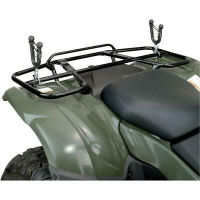 Moose Expedition Single ATV Gun Rack Black
