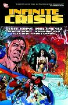 Infinite Crisis DC Comics by Geoff Johns 9783866074071 (Paperback, 2007)