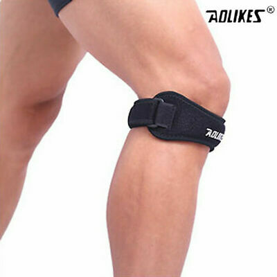 Aolikes 2 Pack Knee Pain Relief & Patella Stabilizer Knee Strap Brace Support US