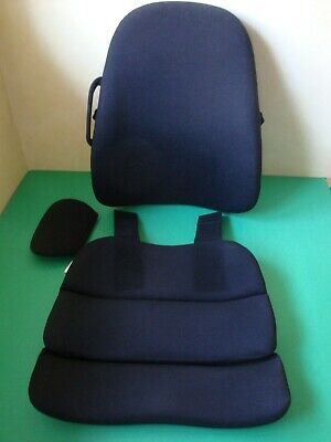 Obusforme Specialist Orthopaedic 2 Piece Seat and Backrest for Car / Home / Work