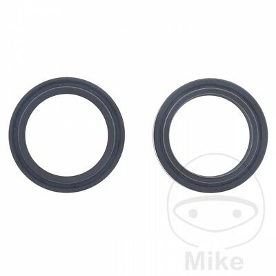Fork Seals Dust Seals /& 1L Oil for Honda VTR1000 Firestorm 97-06