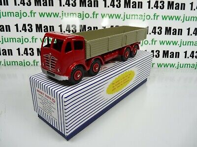 DT89 Voiture réédition DINKY TOYS atlas : 901 Foden Diesel 8-Wheel Wagon UK