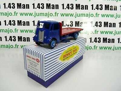 DT78 Voiture réédition DINKY TOYS atlas : 512 Guy Flat Truck UK