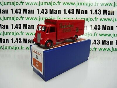 DT62 Voiture réédition DINKY TOYS atlas : 514 Guy Van Slumberland UK