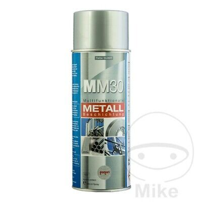 Fertan MM30 Silver Metal Coating Rust Protection 400ml