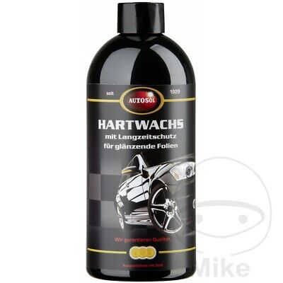 Autosol Hard Wax 500ml 11 000940