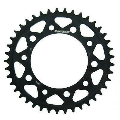 Supersprox Steel Black Rear Sprocket 525 Pitch / 41 Teeth Yamaha YZF R1 M G 2016