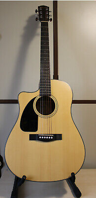 FENDER CD 100 CE (Left Hand) Pre-Amplificata