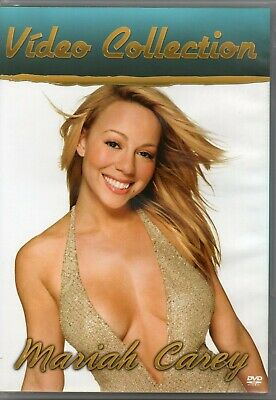 Mariah Carey DVD Vídeo Collection Brand New Sealed