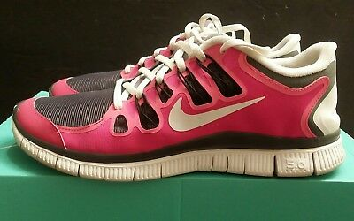 sports shoes 2701d ee976 Womens Nike Free Flash Shield iD 5.0 Pink White (641462-992) Size 10.5