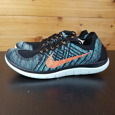 new concept b3cf6 d792b Nike Free 4.0 Flyknit Running Shoes Men s Shoes Multi Color 717075 009  Brand New