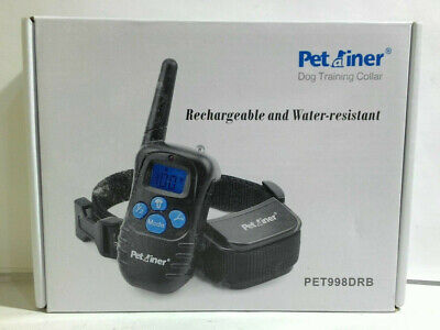 Petrainer Upgrated Dog Shock Collar with Remote, Beep/Vibration/Electric