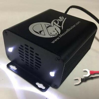 (Closeout) MouseBlocker Pro - Ultimate 12V Ultrasonic Mouse and Rodent Deterrent