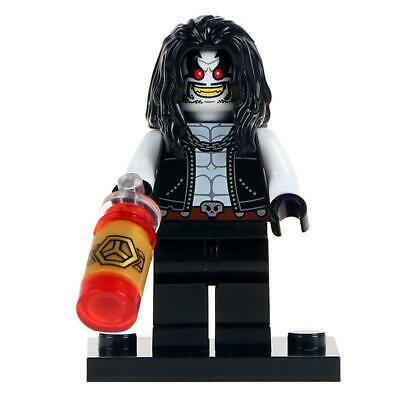 Lobo Justice League From Dc Comics Mini Figure Usa Seller Can Play With Lego`s