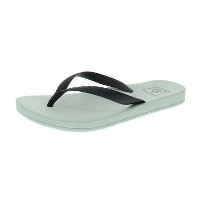 a2e7a009a14245 REEF WOMENS GINGER Drift Gray Slide Flip-Flops Shoes 6 Medium (B