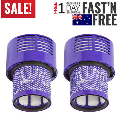 2x Washable Hepa Filter For DYSON Cyclone V10 Animal Absolute Total Clean Vacuum