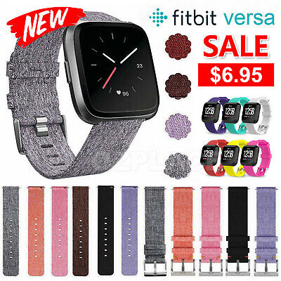 Various Luxe Band Replacement Wristband Watch Strap Bracelet For Fitbit Versa AU