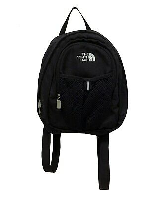THE NORTH FACE Mini Black Backpack Day Pack, Purse, Lunch