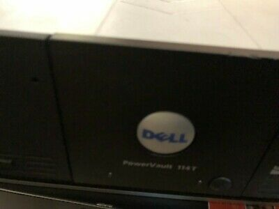 Dell Powervault 114T 2xLTO2 200/400GB TAPE DRIVES SCSI
