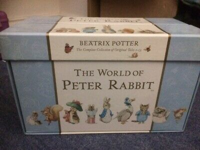 The World of Peter Rabbit Collection by Beatrix Potter (23 books)