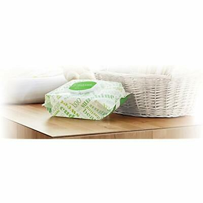 Elements Baby Wipes, Fresh Scent, 720 Count Flip-Top Packs