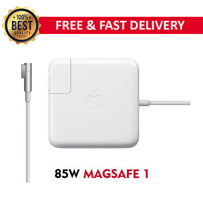 "Genuine Refurbished Apple 85W Macbook Pro 15"" and 17"" MagSafe 1 Power Adaptor"