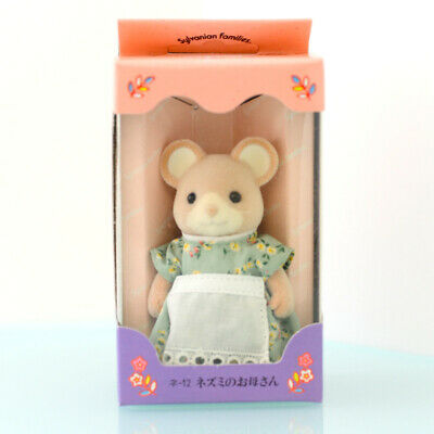 Sylvanian Families Calico Critters Marshmallow Mouse Mother