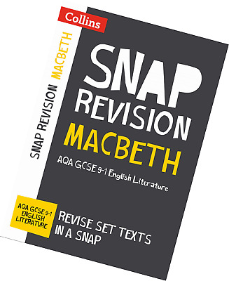 Macbeth: New Grade 9-1 GCSE English Literature AQA Text Guide (Collins Revision)