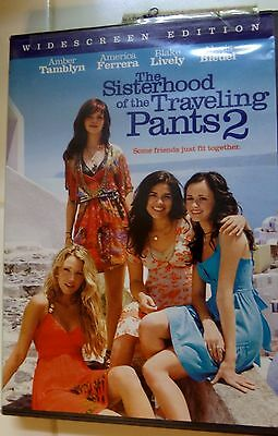 DVD The Sisterhood of the Traveling Pants 2 [DVD] Widescreen Edition