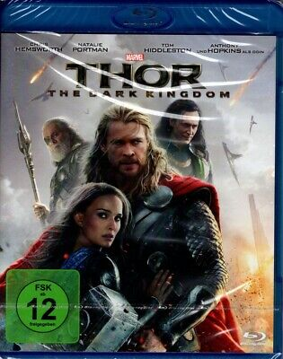 Thor - The Dark Kingdom / Marvel (Blu Ray) Neu <000214>