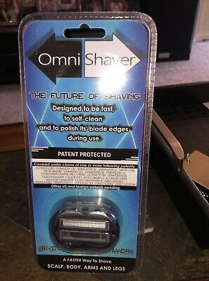 Premium Omnishaver Omni Shaver The Best Bald Head Bi-Directional Razor Ever