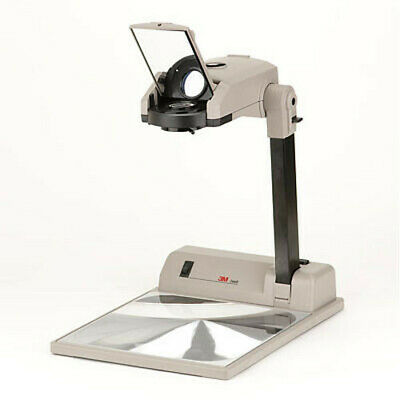 New Out Of Box 3M Model 2660 Foldable & Ultra Portable Overhead Projector