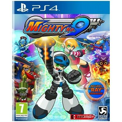 Koch Media Mighty No. 9, PS4 videogioco Basic PlayStation 4 Inglese, ITA