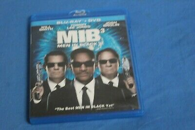 Men in Black 3 - MIB3 (Blu-ray/DVD) New - Combined Shipping Available