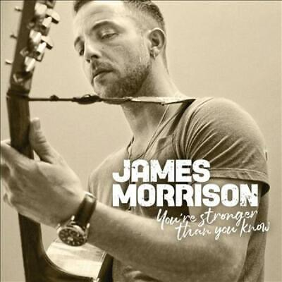 James Morrison - You're Stronger Than You Know New Cd
