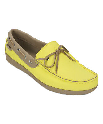 35a8692f85551e NEW Crocs Womens Wrap ColorLite Loafer Shoes
