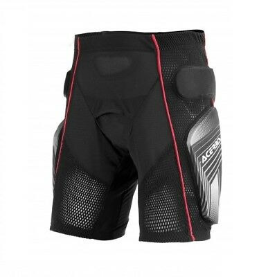 Pantaloncini Protettivi Off Road Acerbis Soft Pants 2.0 Black Size M
