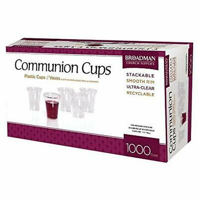 "1000 Cups Plastic Communion Kitchen "" Dining"