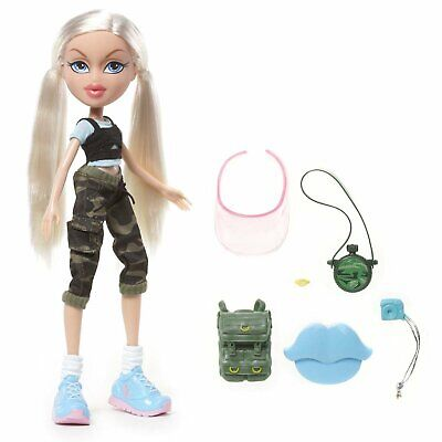 Bratz Fierce Fitness Doll- Cloe Bratz Figure With Accessories RRP £29.99